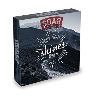 Soar to Success Desk Calendar by TF Publishing 2016