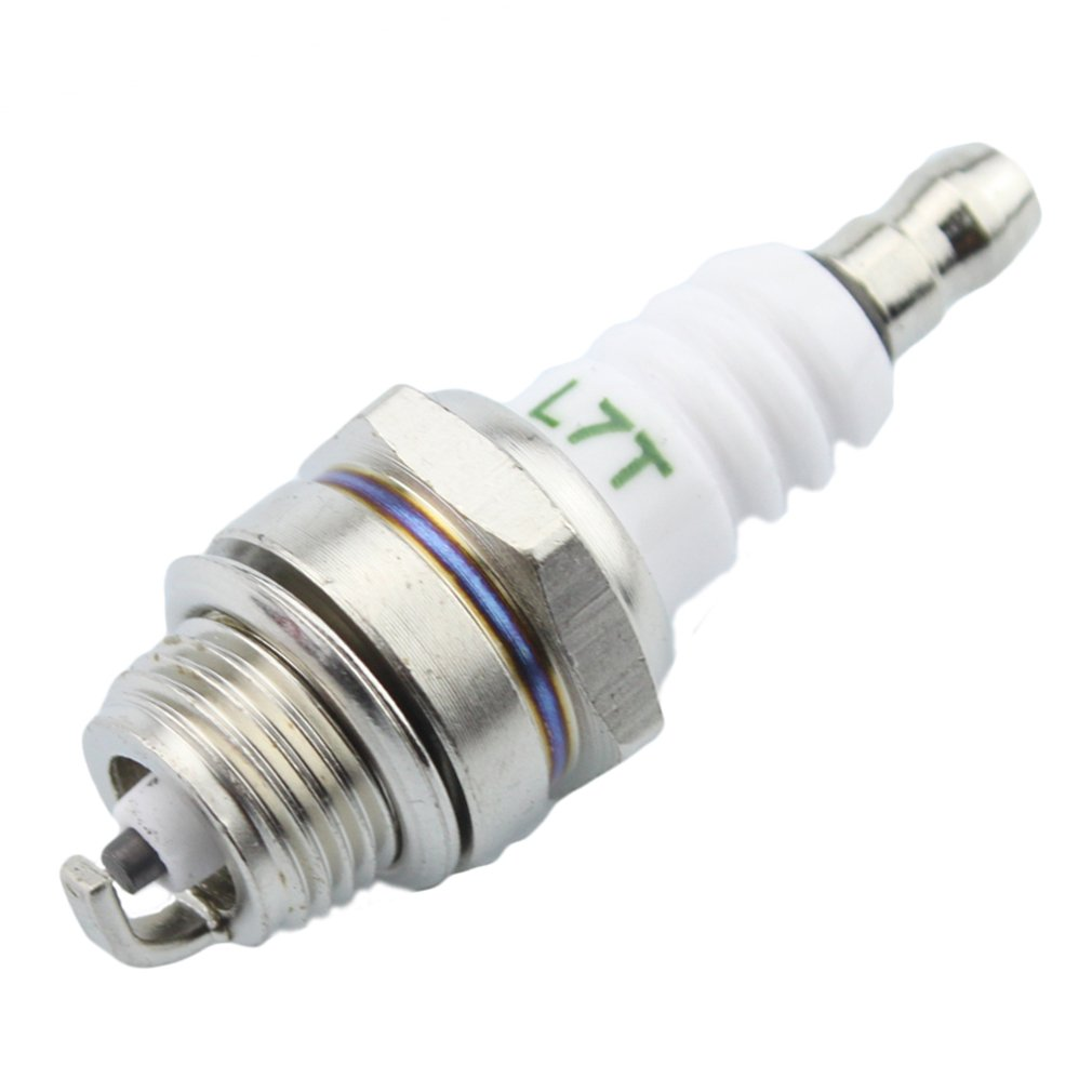 GOOFIT L7T Spark Plug for 2 Stroke 33cc 43cc 47cc 49cc Pocket Bike Mini Chopper product