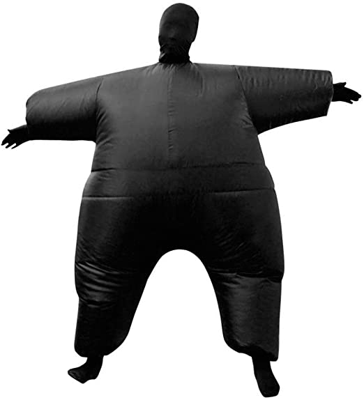 DEARLOYEA Inflatable Full Body Jumpsuit Cosplay Costume Adults Christmas Blowup Outfits