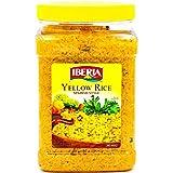 #3: Iberia Spanish Style Yellow Rice, 54.4 Ounce