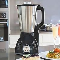 Cuiseur mixeur multifonction et vapeur idéal soupe