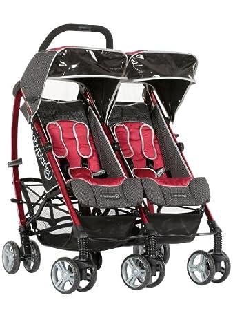 Amazon.com: Baby Planet unidad Deporte carriola ROJO Tech ...