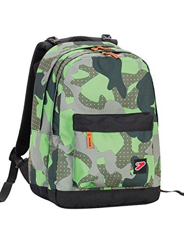 fc449a06d0 Zaino SEVEN – THE DOUBLE PRO XXL – Camouflage Verde – 30 LT ...