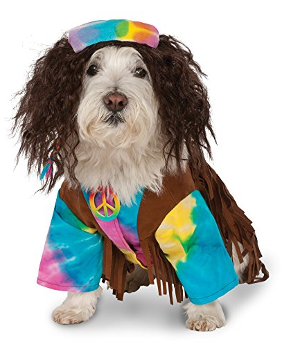 [Hippie Pet Suit, Medium] (60s Dress Up Costumes)
