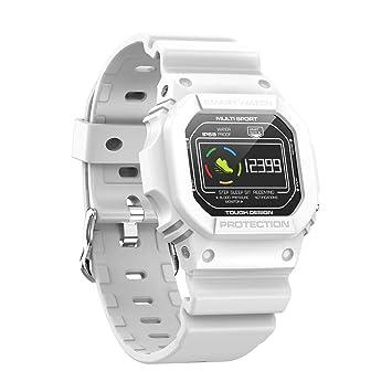 Amazon.com: X12 ECG Bluetooth 4.0 Smart Watch Men IP68 ...