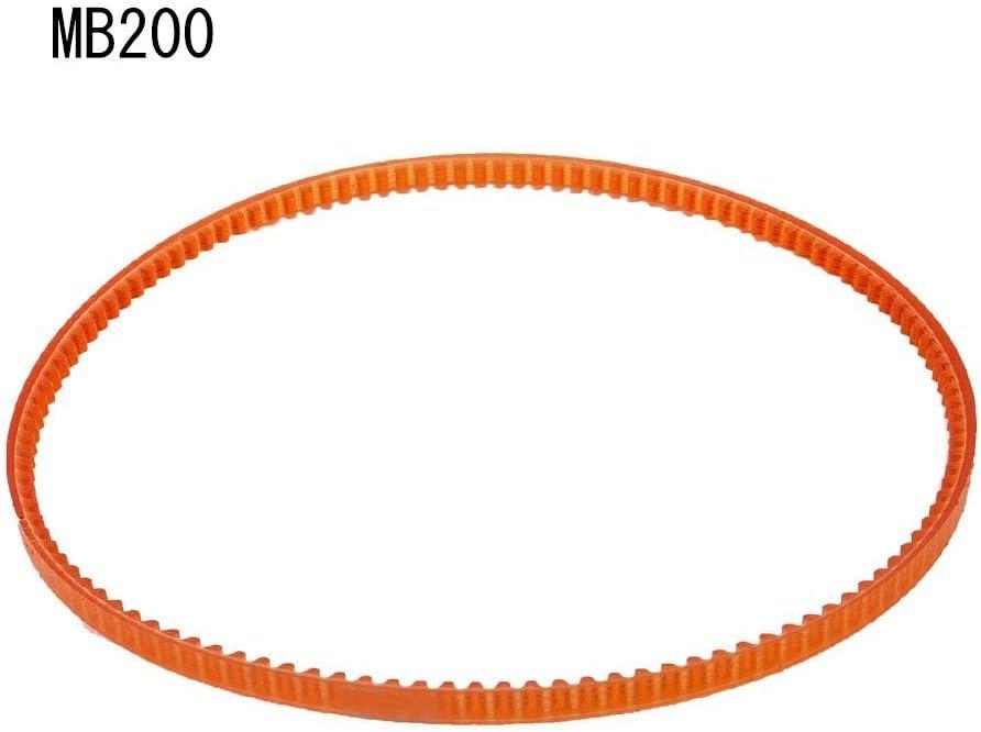 125 Teeth HONEYSEW Neoprene Sewing Machine Motor Drive V Belt MB-520