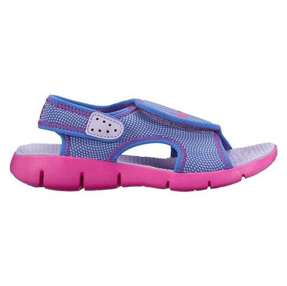 separation shoes b7030 aded7 Amazon.com   Nike Kids  Sunray Adjust 4 Toddler Sandals   Sport Sandals    Slides