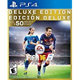 FIFA 16 (Deluxe Edition) - PlayStation 4