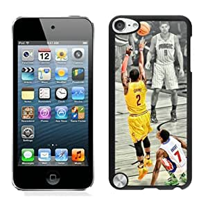 Kyrie Irving Black Cool Photo Custom Ipod Touch 5 Phone Case