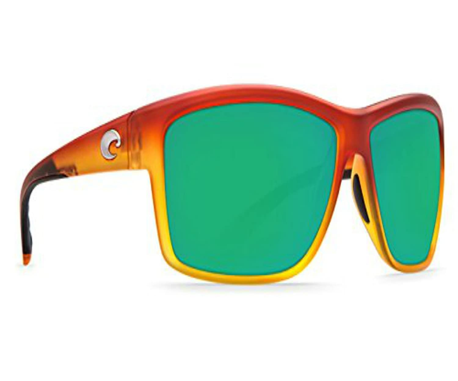 Amazon.com: Costa Del Mar Mag bay AA 79 Matte Sunset Fade Sunglasses for Mens - Size 400G (Green Mirror Lens): Shoes