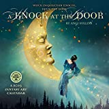 img - for A Knock at the Door 2019 Fantasy Art Wall Calendar book / textbook / text book