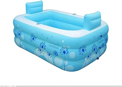 Amazon.com: KJRJCQ - Piscina inflable para niños ...