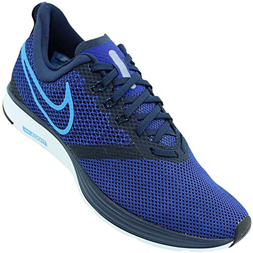 obsidian Chaussures black Glow Royal Compétition Homme De 402 deep Running Multicolore blue Zoom Strike Blue Nike qEwgpx8UU