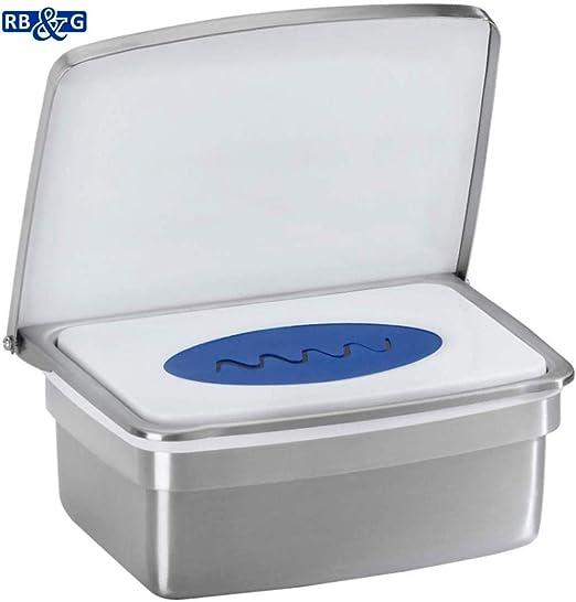 RB&G - Caja para toallitas húmedas de acero inoxidable de alta ...