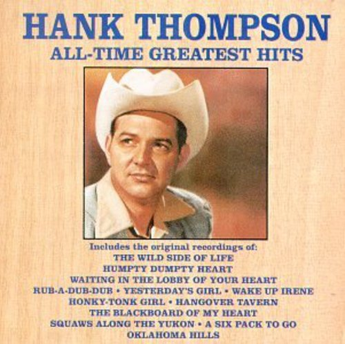 Hank Thompson - All-Time Greatest Hits by CURB