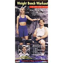 Weight Bench Workout for Men and Women