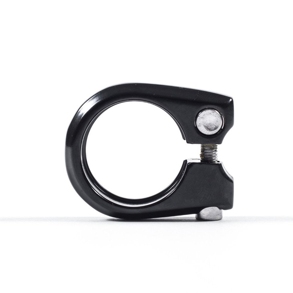 State Bicycle Bike Seatpost Clamp Black Bike Seat