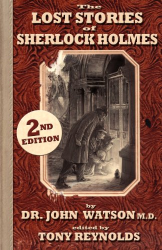 The Lost Stories of Sherlock Holmes 2nd Edition (Madam Gold Solid)