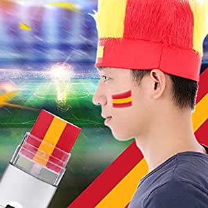Anself 2016 Euro Cup Face Paint Sports Fans Flag Face Paint 3-in-1 Cream Painting German/ France/Italy /Spain /Belgium /Netherlands