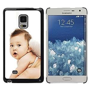 Exotic-Star ( Cute Fairy Baby ) Fundas Cover Cubre Hard Case Cover para Samsung Galaxy Mega 5.8 / i9150 / i9152