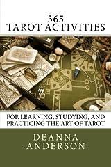 365 Tarot Activities Paperback