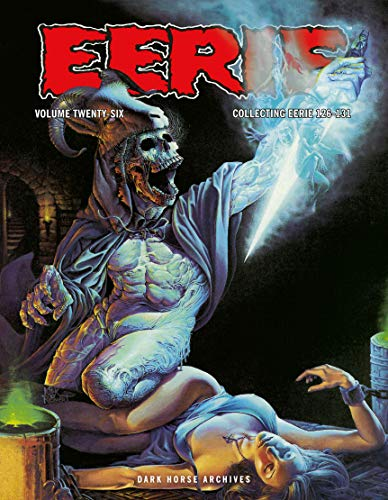 Pdf Graphic Novels Eerie Archives Volume 26