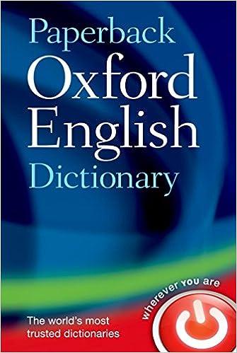 bdd8a860f4 Oxford English Dictionary: Amazon.de: Oxford Dictionaries: Fremdsprachige  Bücher