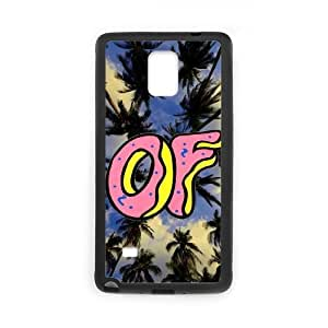 DDOUGS Odd Future High Quality Cell Phone Case for Samsung Galaxy Note 4, Personalized Odd Future Case