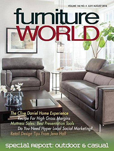 Furniture World: It's all in the finish
