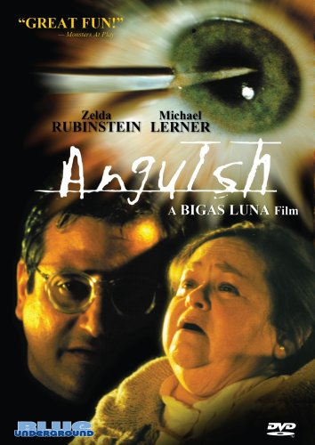 DVD : Anguish (Widescreen, Dolby)