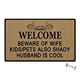 Best Decors For Wife Kids - Beware Of Wife Kids Pets Also Shady Husb Review