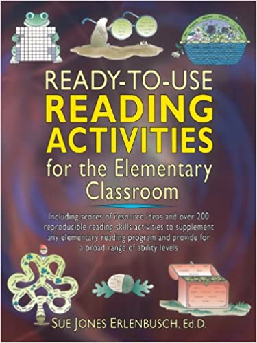 Amazon.com: Ready-to-Use Reading Activities for the Elementary ...