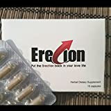 ERECION ----America's STRONGEST Male Enhancement and Testosterone Booster (10 Caps) FREE Shipping Get Rock Hard in Minutes, Increased Libido, Size and Girth