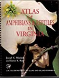 img - for Atlas of Amphibians and Reptiles in Virginia (Wildlife Diversity Division Special Publication Number 1) book / textbook / text book