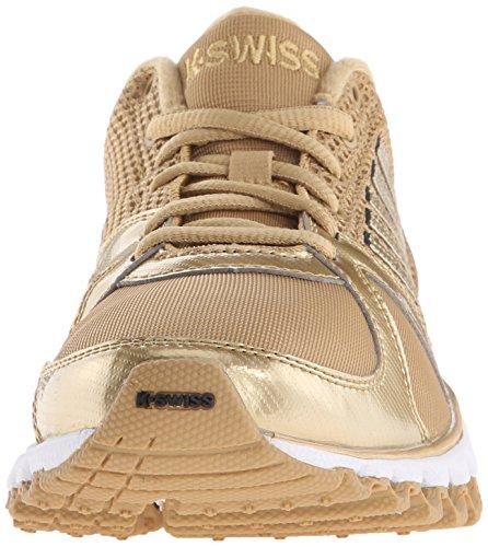 US Sneaker M Spun Gold Prairie B X Fusion Sand Sangria Swiss Women's K 160 Fashion CMF Coral fq7PYaZ