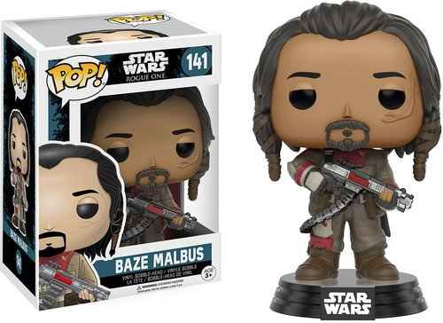 POP Star Wars: Rogue One - Baze Malbus