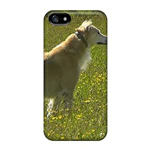 Dana Lindsey Mendez Case Cover For Iphone 5/5s - Retailer Packaging Rafi In Buttercups Protective Case