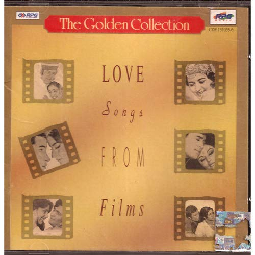 The Golden Collection - Love Songs From Films