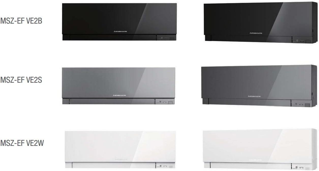 Mitsubishi Tri-split pared inverter Design mxz-3d68va + 2 msz-ef22ve2 W + 1 MSZ-EF35VE2 W: Amazon.es: Iluminación