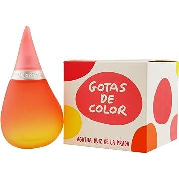 De Agatha Ruiz Ounce Eau Spray3 4 Color Toilette La Prada Gotas JFKclT13
