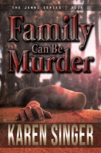Family Can Be Murder (Jenni ...with an i Book 1)