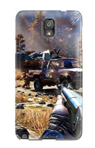 Special Design Back Far Cry 4 Phone ForFor Case Iphone 5/5S Cover by icecream design