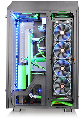 Thermaltake Tower 900 Black Edition Tempered Glass Fully Modular E-ATX Vertical Super Tower Computer Chassis CA-1H1-00F1WN-00 by Thermaltake (Image #14)