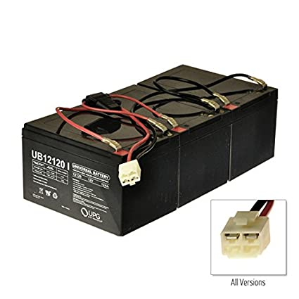 amazon com: alvey razor mx500 / mx650 36 volt 12 ah battery pack  (w15128190003), includes three 12 ah batteries, wiring harness, and wiring  diagram:
