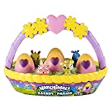 HATCHIMALS CollEGGtibles Basket with 6 CollEGGtibles, Ages 5 & Up