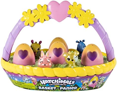 Hatchimals CollEGGtibles Basket Ages Up product image