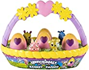 Hatchimals Colleggtibles Basket with 6 Colleggtibles, Multicolor (6041272)
