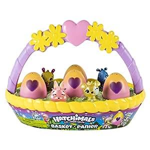 Hatchimals Colleggtibles 8pk Spring Basket Collectibles