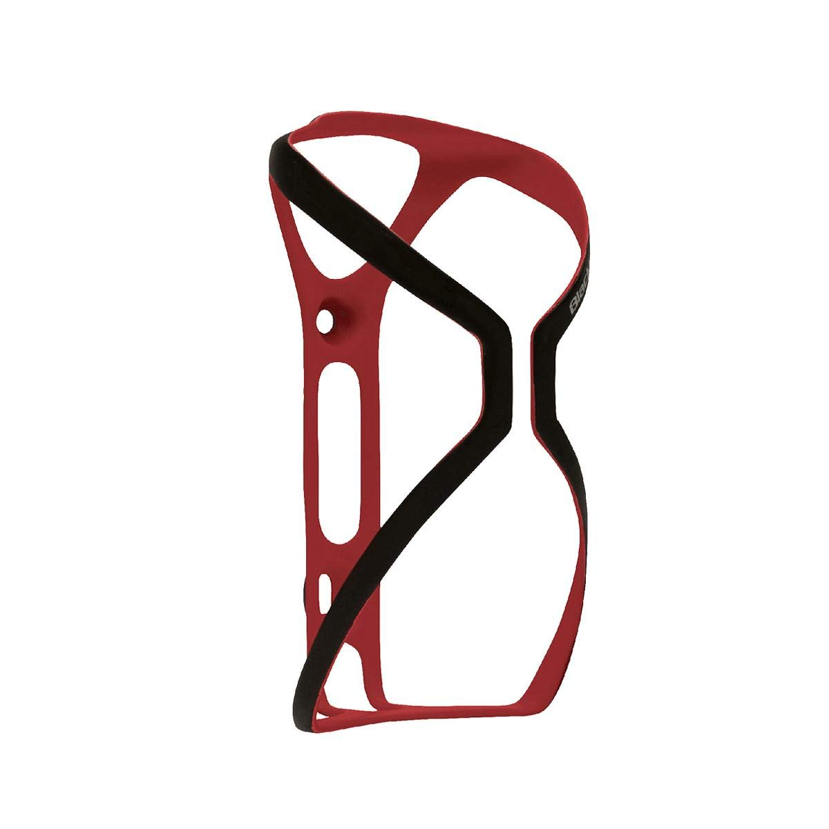Blackburn Cinch Carbon Fiber Bottle Cage - Matte Red by Blackburn
