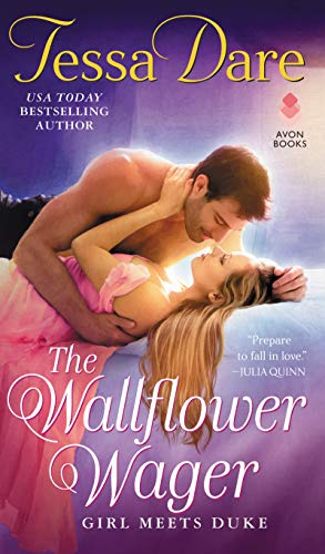 The Wallflower Wager: Girl Meets Duke by [Dare, Tessa]